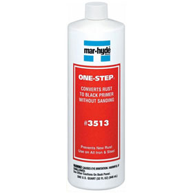 3M Mar-Hyde One Step Rust Converter Primer Sealer - 1 Quart - 3513
