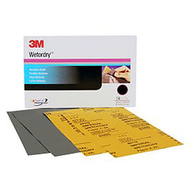 "3M Wetordry 5-1/2"" x 9"" Sheets"