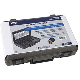 OTC 53pc Master Torx Bit Socket Set - 5900A-PLUS