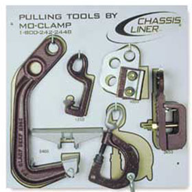 Chassis Liner Tool Board #2