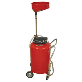 30-Gallon Pressurized Oil Drain - 5203