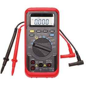 Auto Ranging Digital Multimeter with Protective Holster