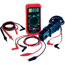 Digital Automotive Engine Analyzer/Multimeter