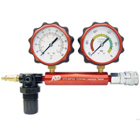 2 Gauge Cylinder Leakage Tester