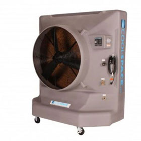 """Cool-Space 36"""" Variable Speed Portable Evaporative Cooler - CS6-36-VD"""