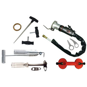 Complete Windshield Removal Kit