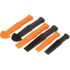 Titan Tools 6pc Multi Wedge Trim Panel Tool