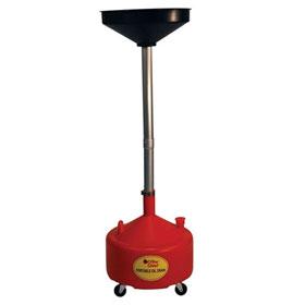 8-Gallon Portable Poly Oil Drain