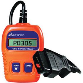 Actron OBD II PocketScan Code Reader - CP9125C