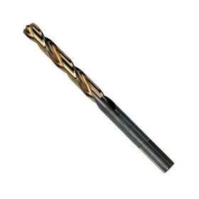 "Irwin 1/2"" Turbomax High Speed Steel Straight Shank Jobber Length Drill Bit - 73332"