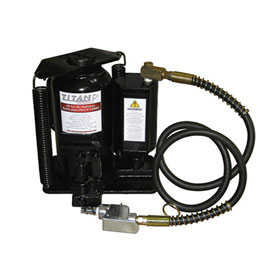 AME International Titan 20 Ton Air/Hydraulic Bottle Jack - 14460