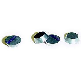 Ammco Positive Rake, Round Lathe Carbide Insert Tool Bit, 10PK - 940610