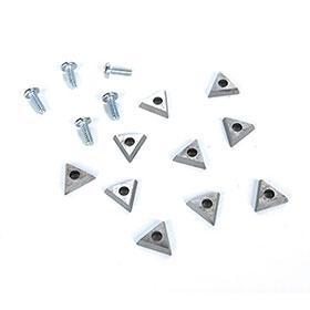 Ammco FMC / John Bean Carbide Insert, 10pk - 940410