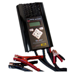 Auto Meter Products HD Electrical System Analyzer with Automated-Voltage Drop Tester - BCT-200J
