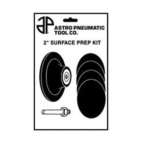 "Astro 2"" Surface Prep Pad Kit - 2SPK"