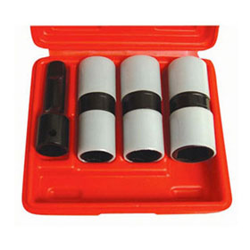 "Astro 4 pc. 1/2"" Drive Thin Wall Flip Impact Socket Set with Protective Sleeve - 78803"