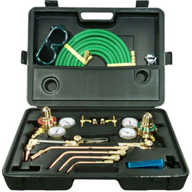 Astro Complete Oxyacetylene Welding Outfit - 8080