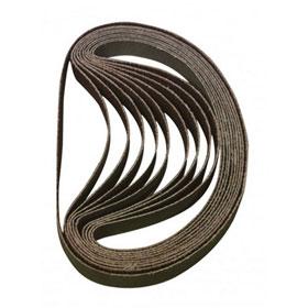 Astro Pneumatic 10pc. Sanding Belt - 3/8