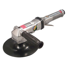 "Astro Pneumatic 7"" Angle Head Polisher - 2,500rpm - 247P"