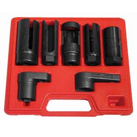 Astro Pneumatic 7-pc. Sensor & Sending Unit Socket Set - 7801