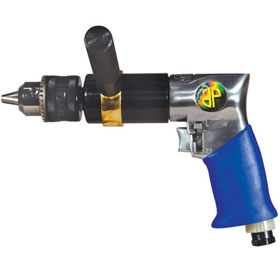 "Astro 1/2"" Extra Heavy Duty Reversible Air Drill - 500rpm - 527C"