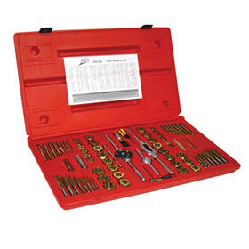 ATD Tools 76 Pc. Tap and Die Set - 276