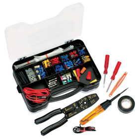 285 Pc. Automotive Electrical Repair Kit - 285