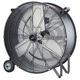 "24"" Fixed Drum Fan - 30324"