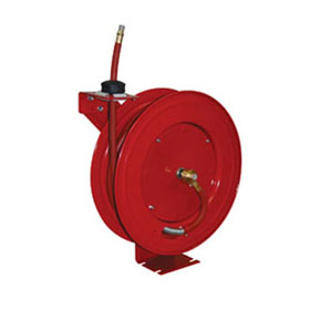 "ATD Tools 3/8"" x 50 ft. Retractable Air Hose Reel - 31166"