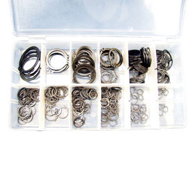 ATD Tools 300 Pc. Snap Ring Assortment - 354