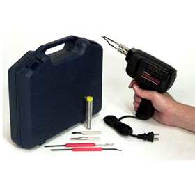ATD Tools 8 Pc. Dual Heat Soldering Gun Kit - 3740