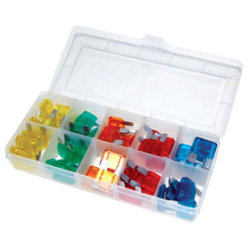50 Pc. Maxi Car Fuse Assortment - 386