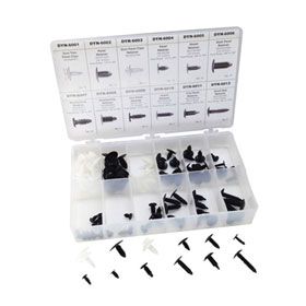 ATD Tools 90 Pc. GM Retainer Assortment - 39350