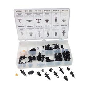 ATD Tools 80 Pc. Honda Retainer Assortment - 39354