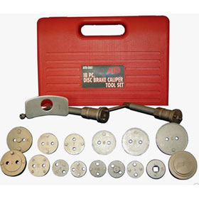 18pc Disc Brake Caliper Tool Set - 5165