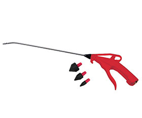 """ATD Tools 13"""" Pistol-Grip Air Blow Gun with Rubber Tips - 8735"""