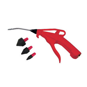 """ATD Tools 4"""" Pistol-Grip Air Blow Gun with Rubber Tips - 8737"""