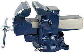 "ATD Tools 5"" Professional Shop Vise"