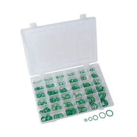 ATD Tools 350 Pc. HNBR O-Ring Assortment - 387