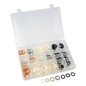 ATD Tools 120 Pc. Oil Drain Plug Gasket Assortment - 389