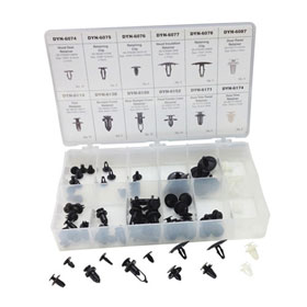 ATD Tools 80 Pc. Toyota Retainer Assortment - 39355