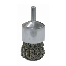 "ATD Tools 1-1/8"" Knot Wire End Brush - 8254"