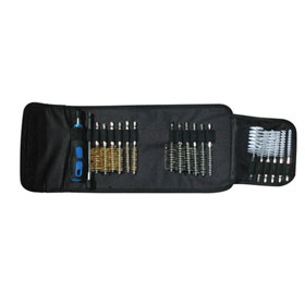 ATD Tools 20 Pc. Twisted Wire Tube Brush Set - 8320