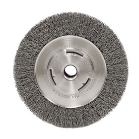 "ATD Tools 6"" Crimped Wire Wheel - 8350"