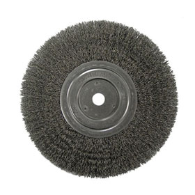 "ATD Tools 8"" Crimped Wire Wheel - 8361"