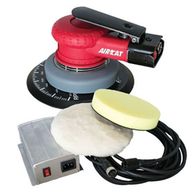 "AIRCAT 6"" DC Electric Palm Sander - 6700-DCE-6"