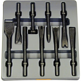 ATD Tools 9pc All-Purpose Chisel Set - 5730