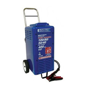 Associated Equipment 90/80/45 Amps 6/12/18/24 Volt Heavy Duty Commercial Charger - 6002B