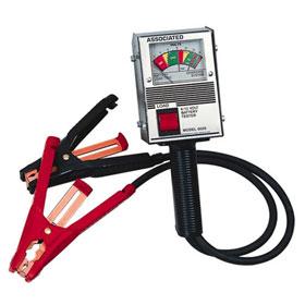 Associated Equipment Hand-Held 12V Battery Tester - 6029