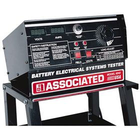 Associated Equipment Digital Battery & Electrical System Tester - 6042
